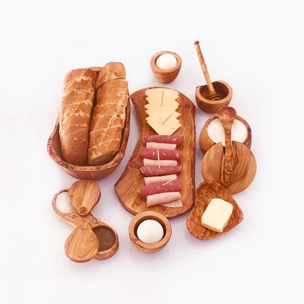 Pack bonjour kartysan bois olivier olive wood-kartysan