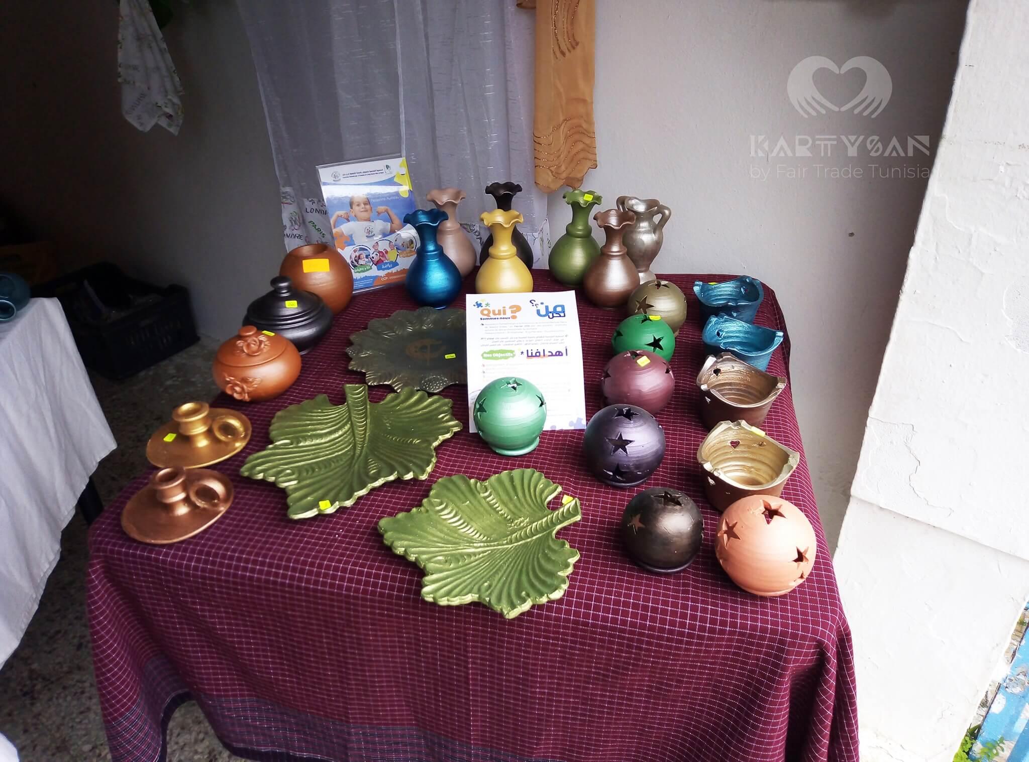 Foire de lartisanat et de lhabit traditionnel de Nabeul edition 2021 12-kartysan
