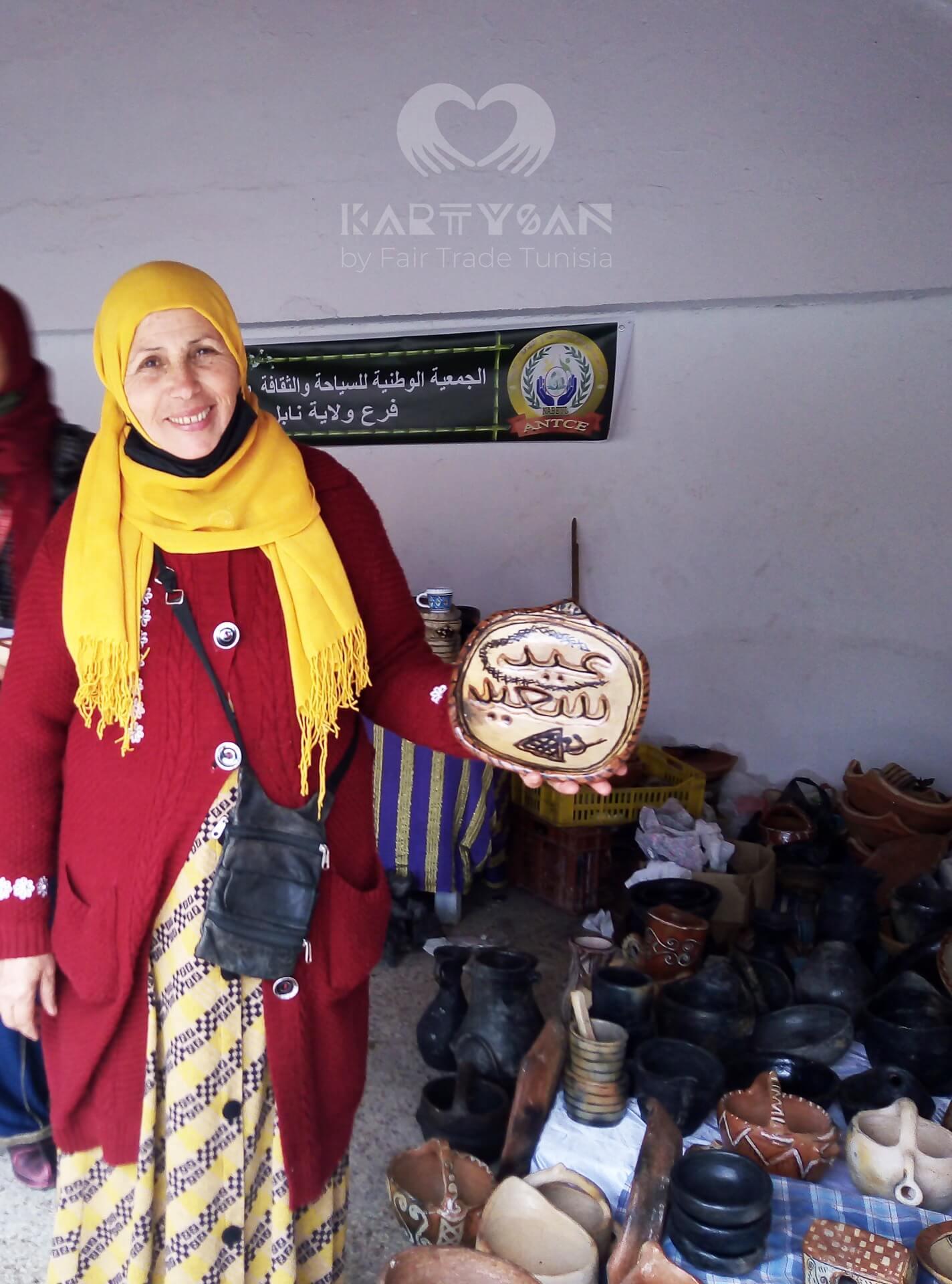 Foire de lartisanat et de lhabit traditionnel de Nabeul edition 2021 6-kartysan