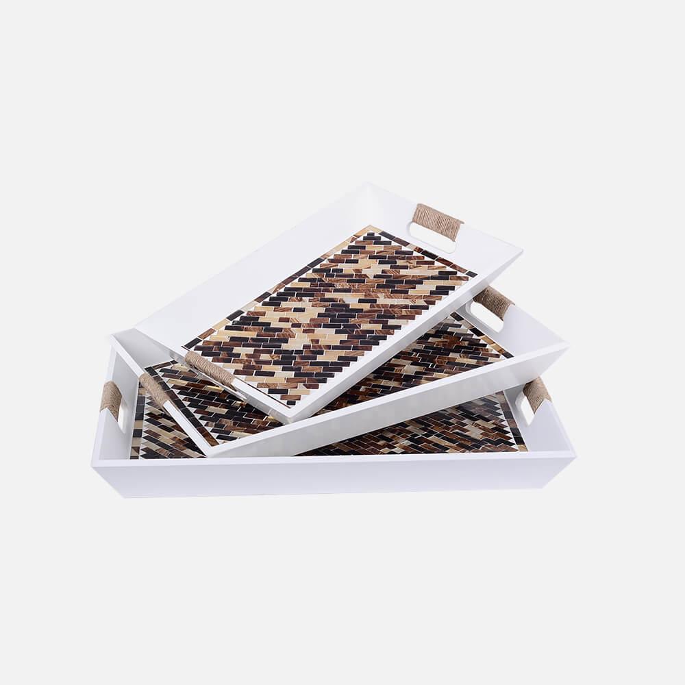 serie plateaux mosaic amsterdam-kartysan
